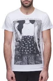 <b>Футболка BREATHE OUT</b> Echidna T-Shirt (Белый, XL)   www.gt-a.ru