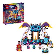 <b>Конструктор LEGO</b>® <b>Trolls</b>™ 41254 <b>Концерт</b> в городе Рок-на ...