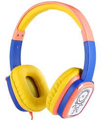 <b>Наушники HARPER KIDS HN-302</b> Orange-Blue — купить по ...