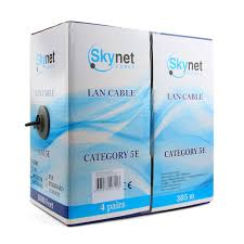 <b>Сетевой кабель SkyNet Standart</b> cat 5e 305m CSS UTP LSZH 4 CU