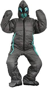 chillyday Camping Wearable Sleeping Bag,Alien ... - Amazon.com