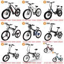 [<b>MYATU</b>] Europe Stock 2 Wheel Fat Tire <b>Electric</b> Bike With 48V ...