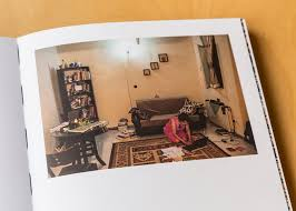Iranian Living Room by Fabrica   the book PayPal tried to ban       of