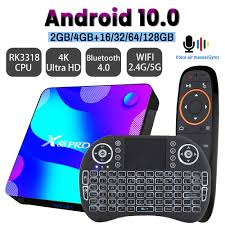 DQiDianZ אנדרואיד 9.0 <b>X96mini</b> חכם טלוויזיה תיבת Amlogic S905W ...
