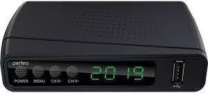 Ресиверы DVB-T/<b>DVB</b>-<b>T2 PERFEO</b> (перфео) купить недорого в ...