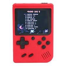 <b>Mini Portable Pocket Game</b> 3 Inch Screen,TV Output black Best gift ...