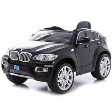 Jiajia <b>Детский электромобиль Jiajia BMW</b> X6 12V (черный), цена ...