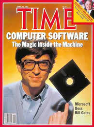 「1975, bill gates and paul allen established Microsoft」の画像検索結果