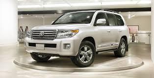 2020 <b>Toyota Land Cruiser</b> Luxury SUV   The timeless icon.