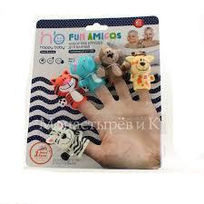 Купить <b>Игрушка</b> Хэппи Бэби (<b>Happy Baby</b>) Fin Amigos по низкой ...