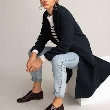 Купить женское <b>пальто</b> в интернет-магазине в Москве | <b>La Redoute</b>