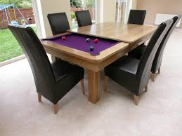 pool table dining tables:  dining room fresh living ideas with convertible tables and brown wooden color table laminate top purple