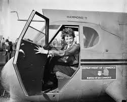 amelia earhart lsaquo the museum at fit s fashion blog amelia earhart 1936 hervert ewing collection