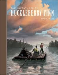 the adventures of huckleberry finn book review   plugged in