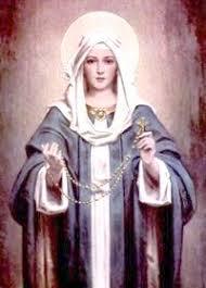 Znalezione obrazy dla zapytania królowa różańca świętego