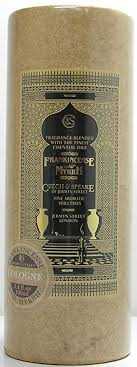 <b>Czech</b> & <b>Speake Frankincense</b> and Myrrh Cologne 100ml by <b>Czech</b> ...