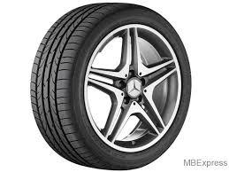 <b>Колесный диск</b> AMG с 5 двойными спицами, <b>18 дюймов</b>
