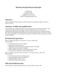 business management resume objectives examples cipanewsletter cover letter resume objective business good business resume