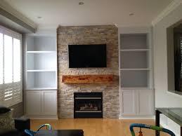 image living room shelving unit