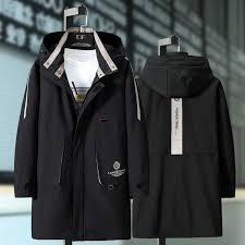 <b>Plus Size 10XL 9XL</b> 8XL 7XL 6XL Black Winter Jacket Men Thick ...