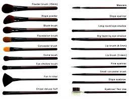 professional makeup brush set whole