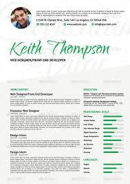 elegant resume cv by mariarti graphicriver elegant resume cv