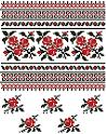 Схема вышивки на сорочки