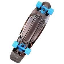 «-Y-Scoo <b>Скейтборд RT 402H</b>-Bb <b>Big</b> Fishskateboard metallic 27 ...