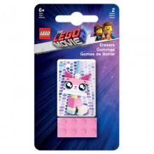<b>LEGO Набор ластиков</b> 51519 Красный Лайм 2 шт | Кубики.бел ...