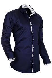 <b>Рубашка SOGNO CAMICIE</b> арт SC_1014_02_NAVY NAVY ...