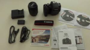 <b>Canon EOS 750D</b> EF-S 18-55 IS STM - YouTube