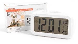 <b>СИГНАЛ</b> (18136) <b>EC</b>-<b>137W</b> электронные <b>часы</b>, белый, цена ...