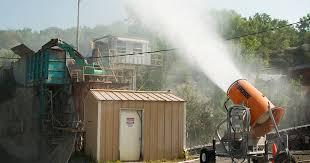 <b>Dust Control</b> for Industrial Sites | BossTek