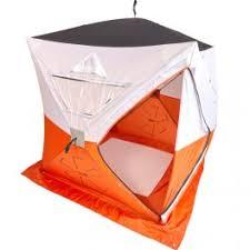 <b>Палатка рыболовная зимняя</b> Norfin Fishing Hot Cube ...