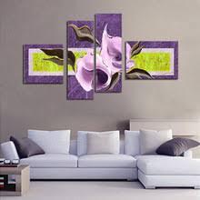 Elegant <b>Style Hand</b>-<b>painted</b> Living Room Restaurant Frameless Oil ...