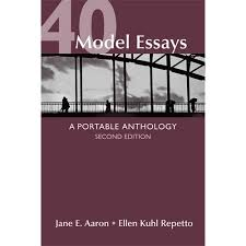 model essays  a portable anthology   walmart com  model essays  a portable anthology