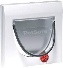 PetSafe Staywell 4 Way Locking Classic Cat Flap, <b>Easy Install</b> ...
