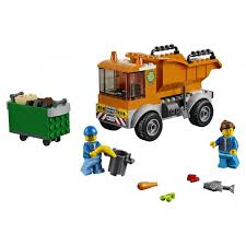<b>Lego</b> City Транспорт <b>Мусоровоз конструктор 60220</b> купить в ...