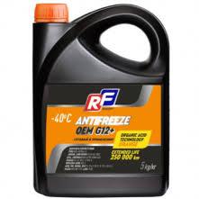 Купить Антифриз <b>оранжевый</b> RUSEFF OEM G 12+ в Челябинске ...