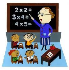 Hasil gambar untuk kartun belajar di kelas