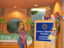 hasbro children s hospital philanthropy news walmart sams club kickoff