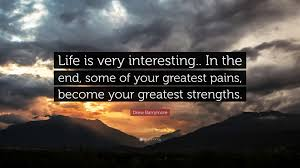 drew barrymore quote life is very interesting in the end some drew barrymore quote life is very interesting in the end some