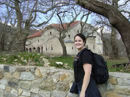 michelle s n adventures spring time in one of the churches on our hike