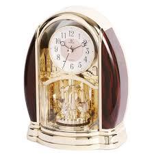 2019 <b>POWER Brand High End Desk</b> Clock Silent Quartz Movement ...