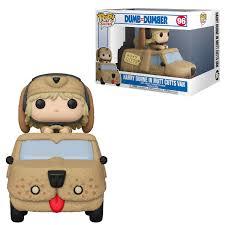 <b>Funko POP</b>! <b>Rides</b>: Dumb and Dumber: Harry in Mutt Cutts Van (96 ...