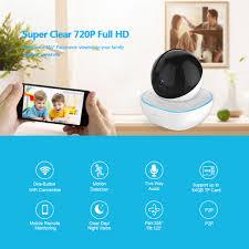 <b>LOOSAFE wifi</b> Security <b>Wireless</b> IP Camera 720P Home Security 2 ...