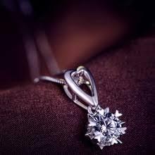 <b>Женская</b> алмазная <b>подвеска, из</b> серебра S925 пробы, в стиле ...