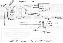 wiring diagram 1970 nova wiper motor ireleast info wiper motor test bench diagram team camaro tech wiring diagram