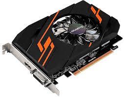 <b>Видеокарта Gigabyte GeForce GT</b> 1030 OC 2GB, GV-N1030OC-2GI