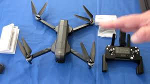 SJRC <b>F11S Pro 4K</b> Review, Part 1 Drone Features - YouTube